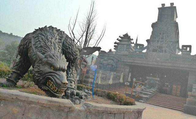 World Of Warcraft Theme Park In China Is Surreal