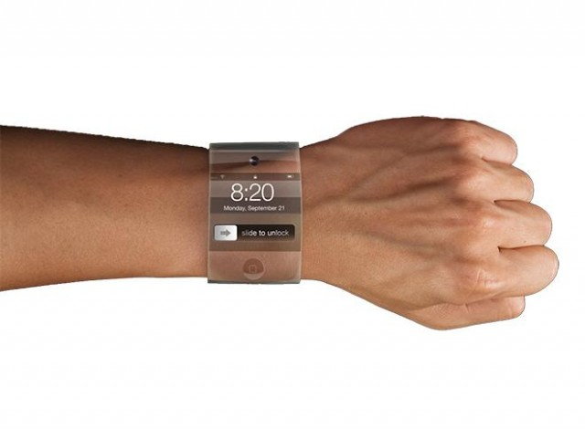 Apple Patent Reveals Plans For An iWatch like Device
