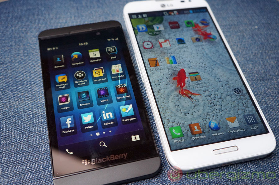 Go back to LG Optimus G Pro Review