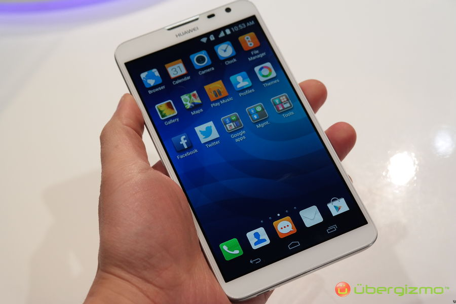 reputable site 073a9 d1ec8 Huawei Ascend Mate 2 Hands-On Review | Ubergizmo