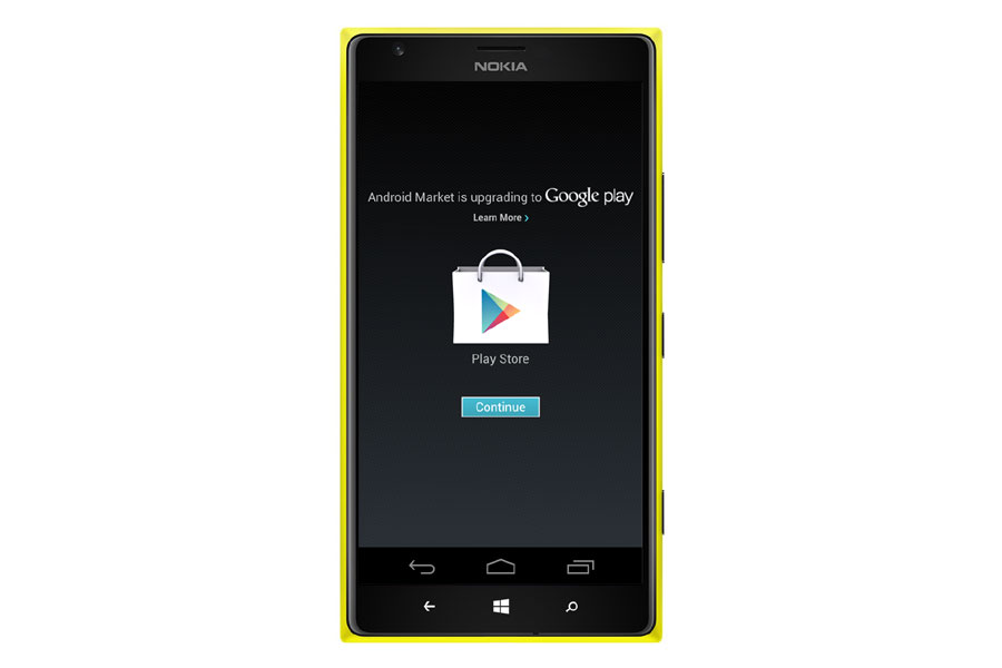 install android apps on windows