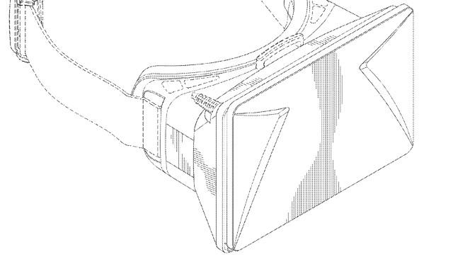 Oculus Rift Vr Headset Receives Patent