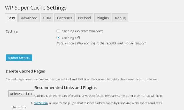 wp-super-cache-screen-easy