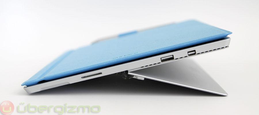 Test de la Surface Pro 3