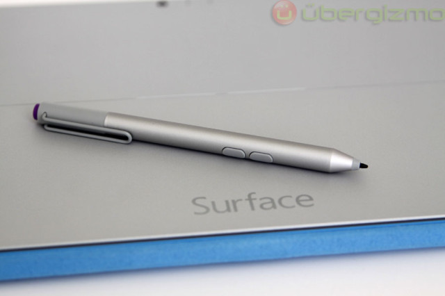 how to get pen to work with surface pro 3