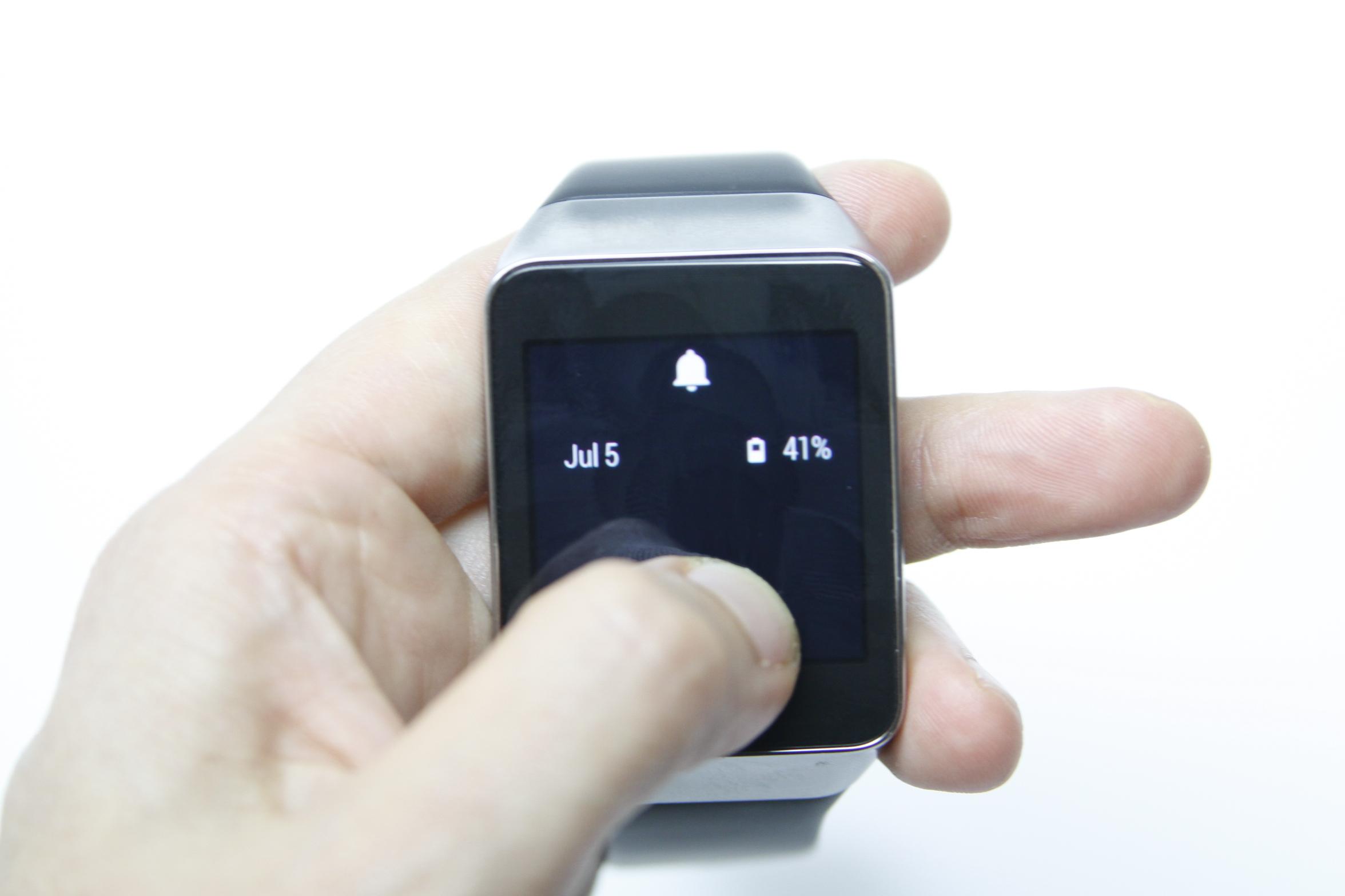 Aura Led Armband Hi Visibility Phone Holder