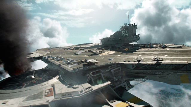 Darpa wants to make a flying aircraft carrier ubergizmo for The craft of research audiobook