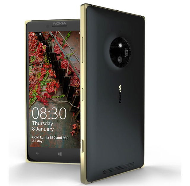 Lumia-830-golden