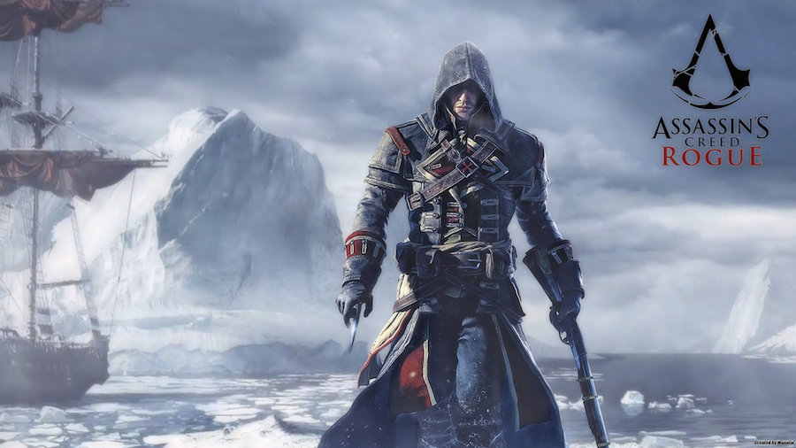 Assassin S Creed Rogue Hd Rated In Korea Ubergizmo