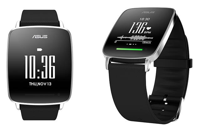 ASUS VivoWatch Launched With 10-day Battery Life