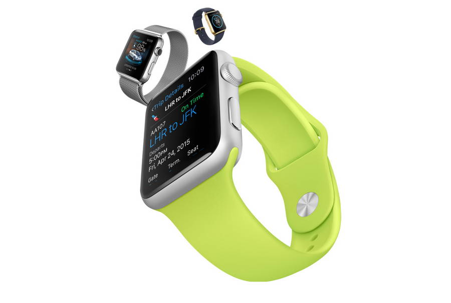 Apple Watch Expected To Outpace Original iPhone In Year One Sales