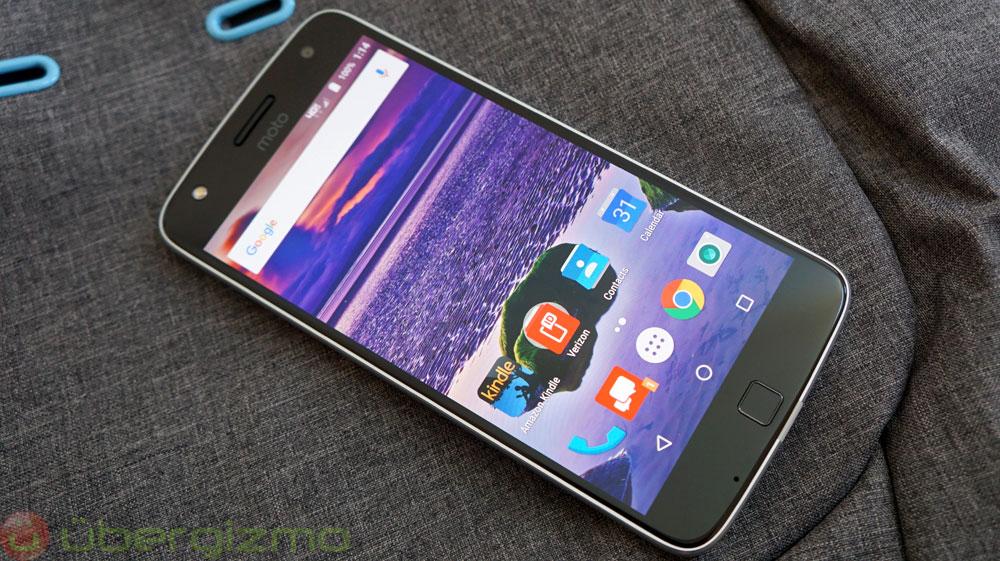 Unlocked Motorola Moto Z Play Now Available   Ubergizmo