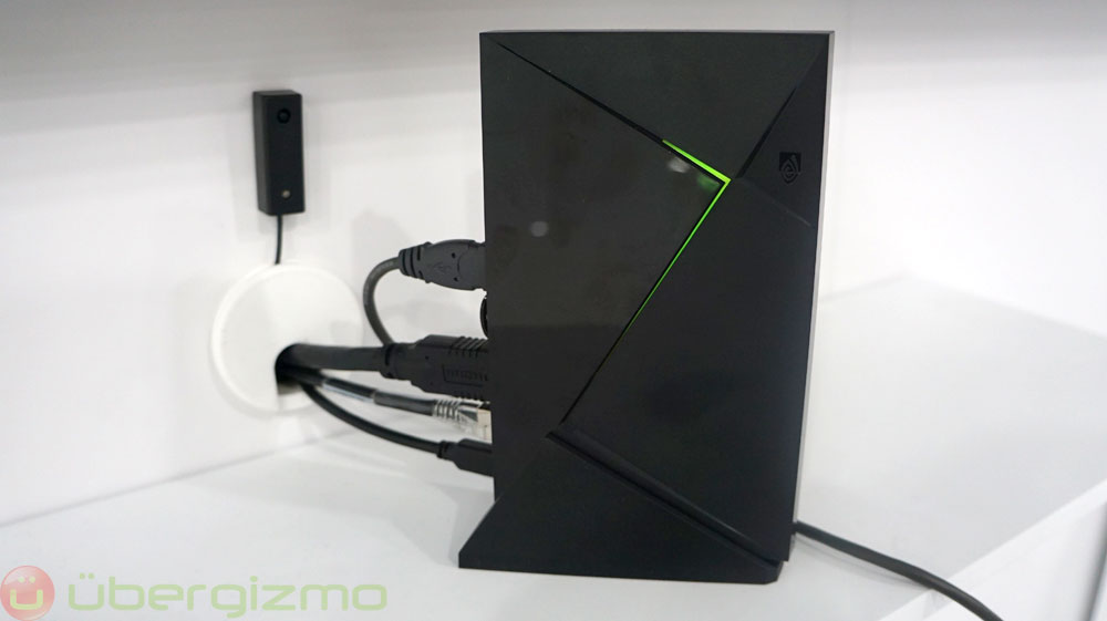 New NVIDIA Shield Pro Available Now | Ubergizmo