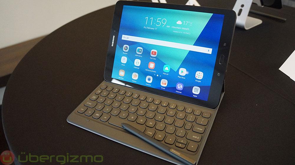 Samsung Galaxy Tab S3 Finally Gets Oreo In The U S  | Ubergizmo