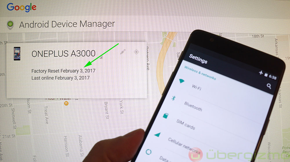 How To Cancel An Android Remote Wipe: Real Solution | Ubergizmo