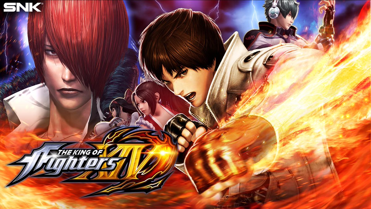 King Of Fighters Xiv Pc Release Confirmed Ubergizmo