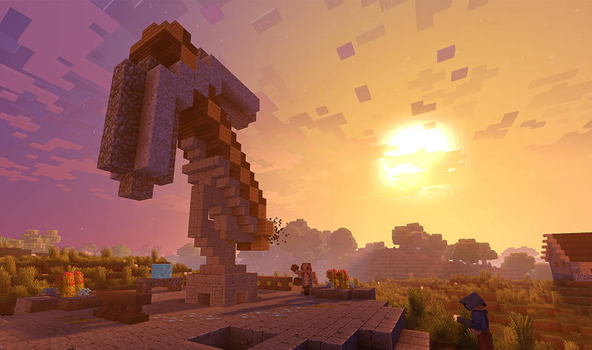 Minecraft For The Ps4 Will Be Getting Cross Play Support