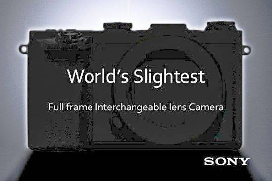 Sony A5 Full-Frame Camera Rumored | Ubergizmo