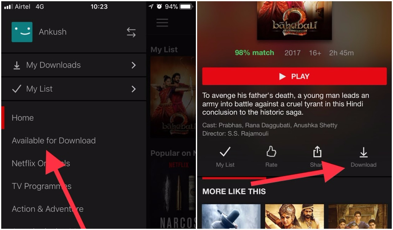 Download Movies From Netflix Mac