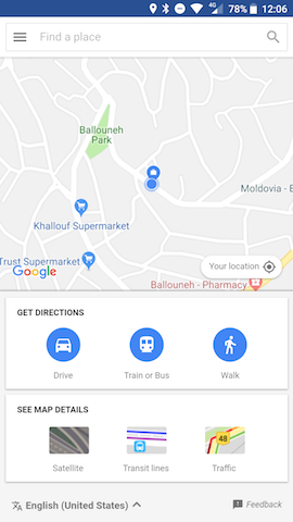 Lightweight Google Maps Go App Available In Beta | Ubergizmo