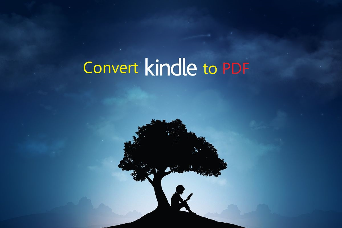 How To Convert Kindle Books To Pdf In Minute Win Mac