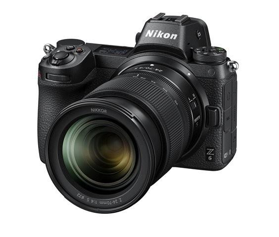 nikon z6 mirrorless camera now in stock ubergizmo