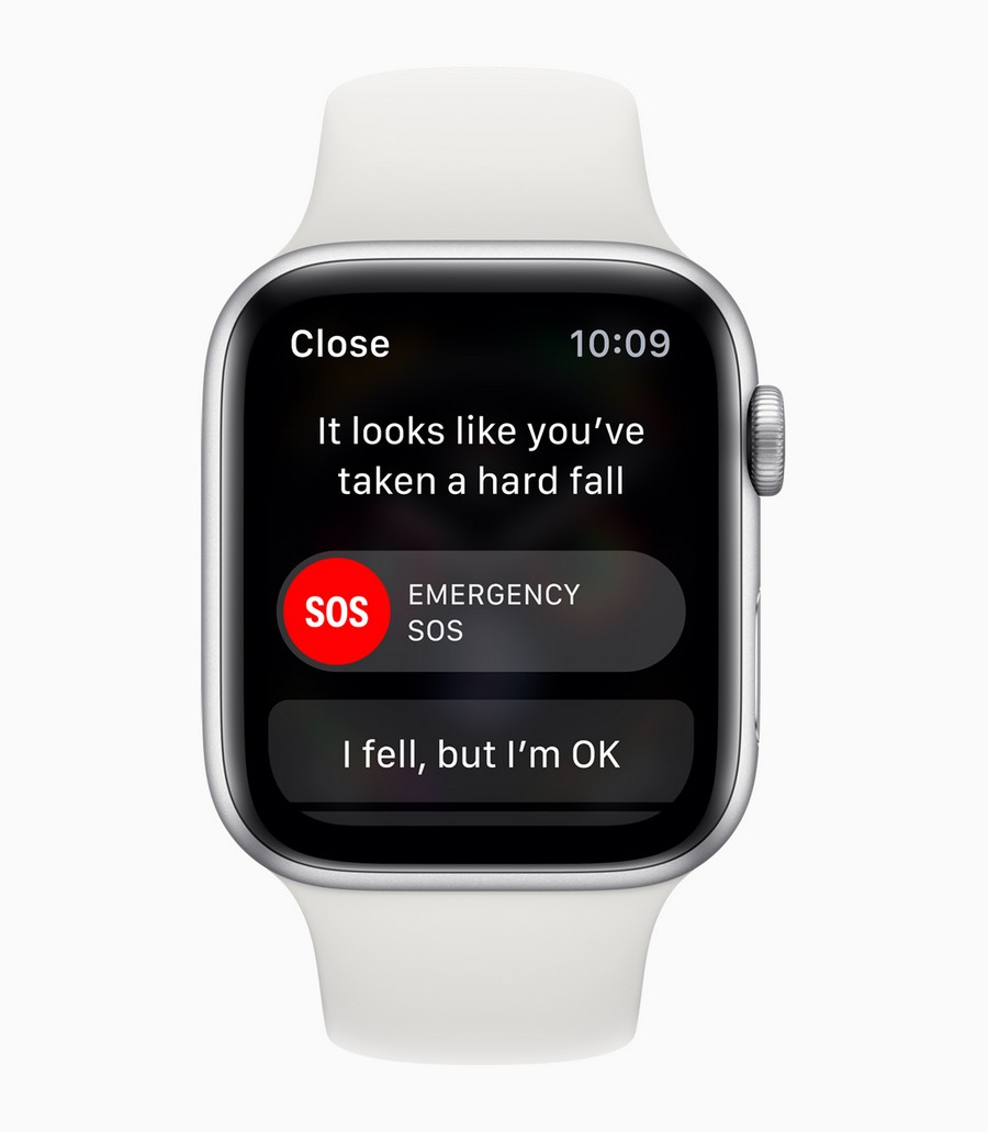 Apple Watch SOS Feature Helped Save A Man From Drowning