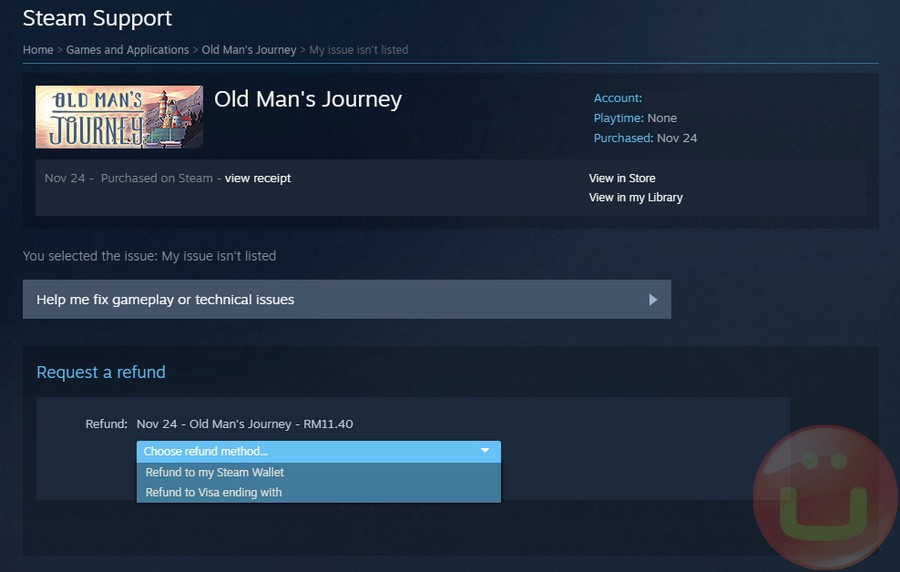 How To Get Refunds For Steam Games | Ubergizmo