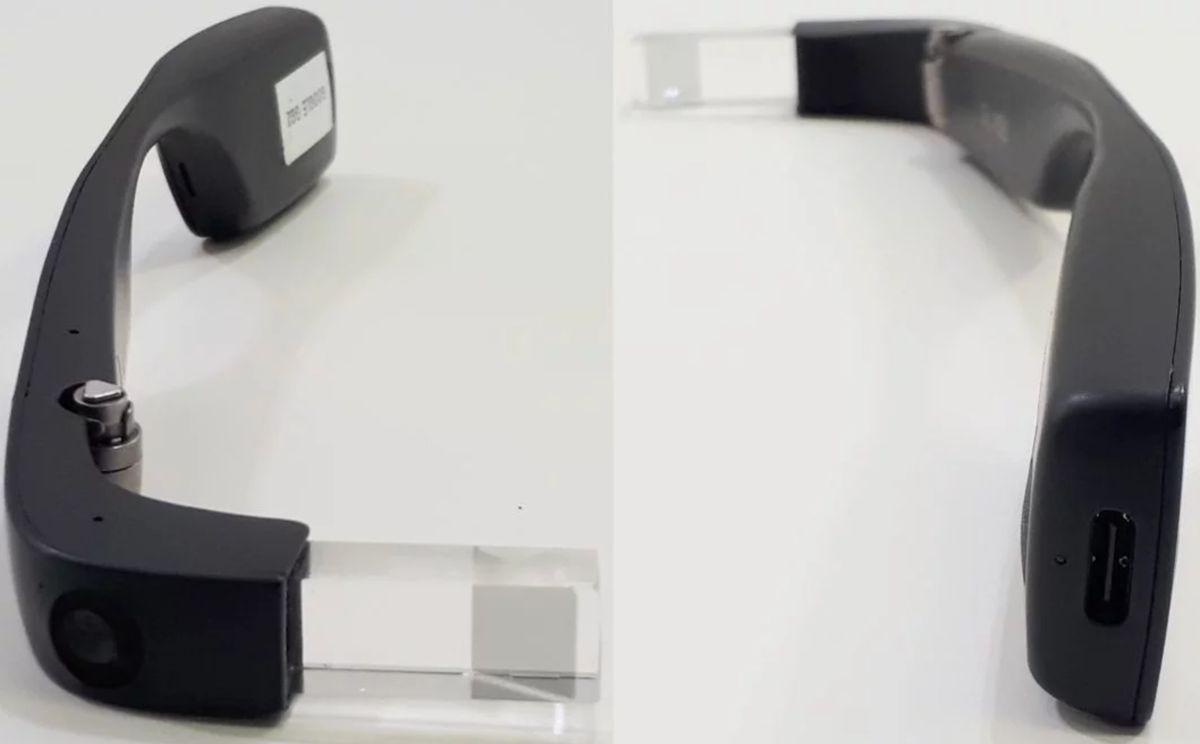 dede4dcbf1 Second-Gen Google Glass Enterprise Edition Leaked