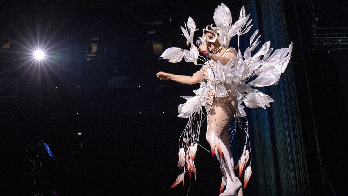 Björk And Microsoft Use AI To Create Music That Adapts To Changes In The Sky